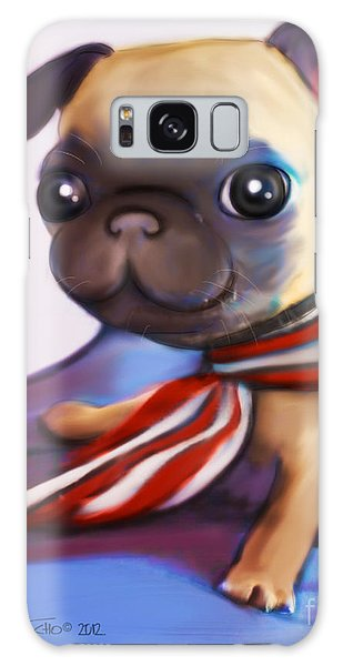 Buddy The Pug Galaxy Case