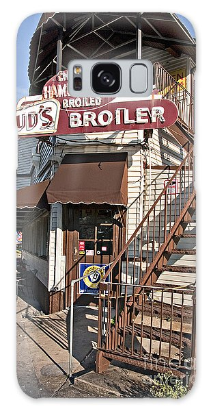 Bud's Broiler New Orleans Galaxy Case