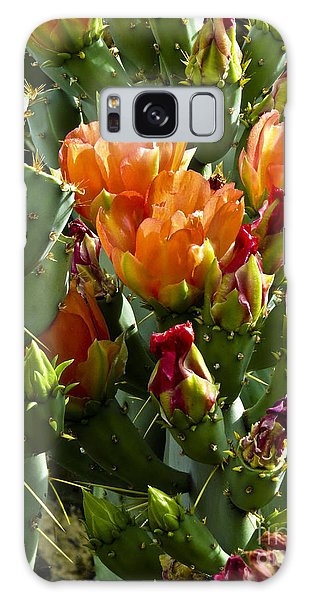 Buds N Blossoms Galaxy Case