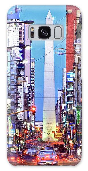 Buenos Aires Obelisk Galaxy Case