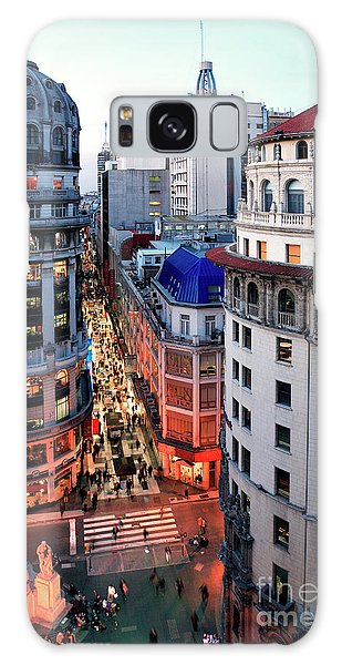 Buenos Aires Street I Galaxy Case