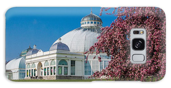 Buffalo Botanical Gardens North Lawns Galaxy Case