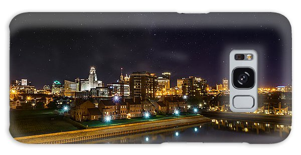 Buffalo Skyline Under The Stars Galaxy Case
