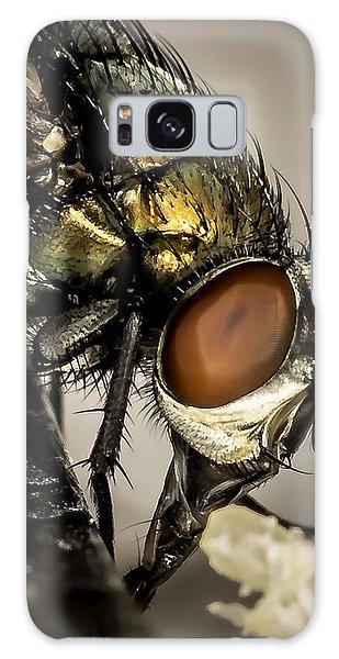 Bug On A Bug Galaxy Case
