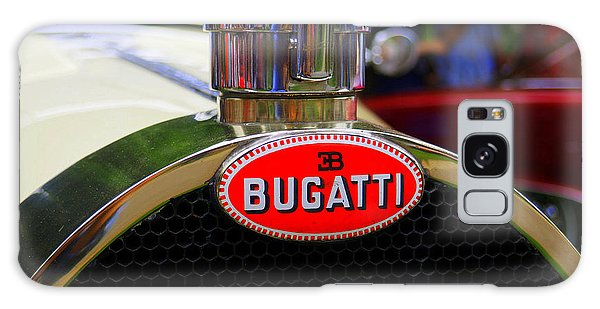Bugatti Red Galaxy Case