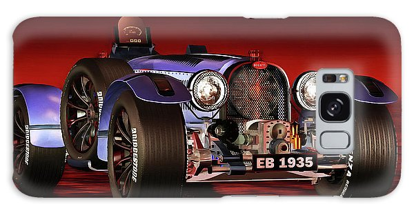 Bugatti Type 33 Galaxy Case