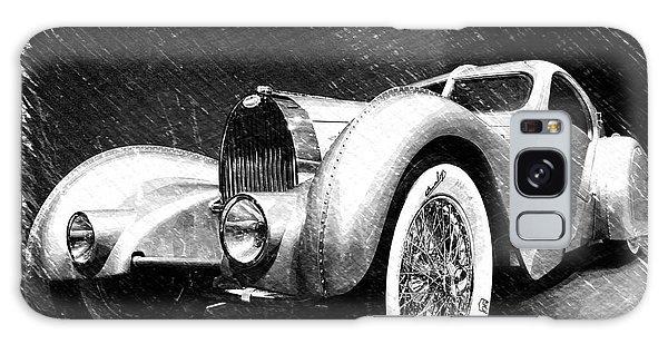Dick Goodman Galaxy Case - Bugatti Type 57 Aerolithe by Dick Goodman