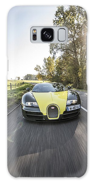 Bugatti Veyron Supersport Galaxy Case