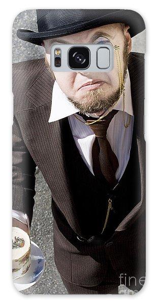 Drown Galaxy Case - Bugged Man by Jorgo Photography - Wall Art Gallery