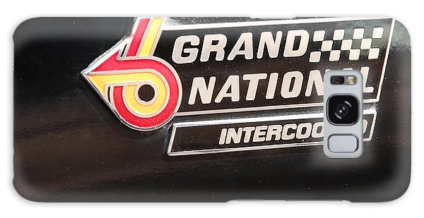 Buick Grand National Emblem Galaxy Case