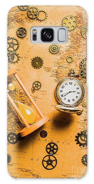 Pass Galaxy Case - Building The Wayback Machine by Jorgo Photography - Wall Art Gallery