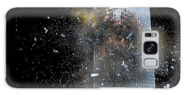 Building_explosion Galaxy Case by Marcia Kelly