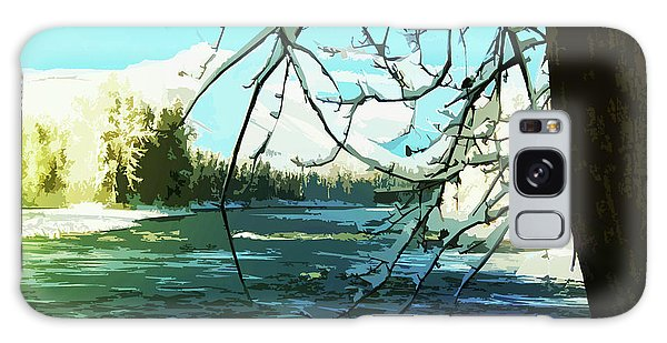 Bulkley River, Dead Of Winter Galaxy Case