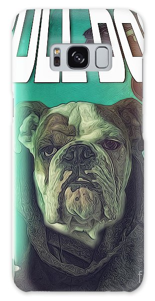 Bull Dog Wars Galaxy Case