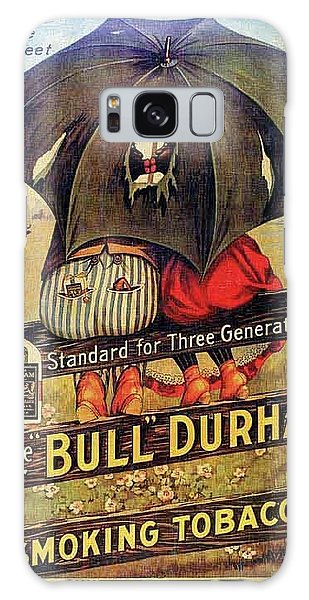 Bull Durham Smoking Tobacco Galaxy Case