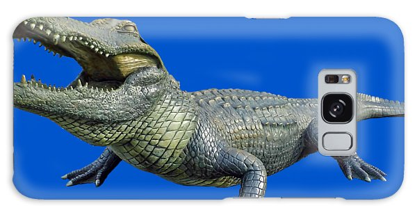 Bull Gator Transparent For T Shirts Galaxy Case