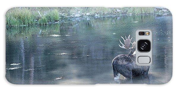Bull Moose Reflection Galaxy Case