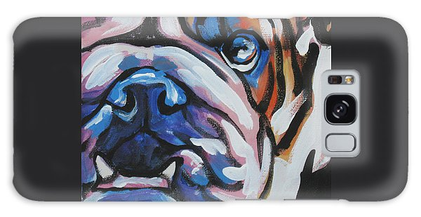 Bulldog Baby Galaxy Case