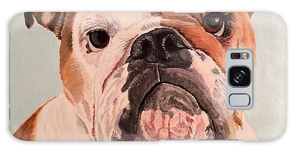 Bulldog Beauty Galaxy Case