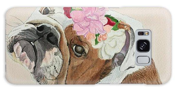 Bulldog Bridesmaid Galaxy Case