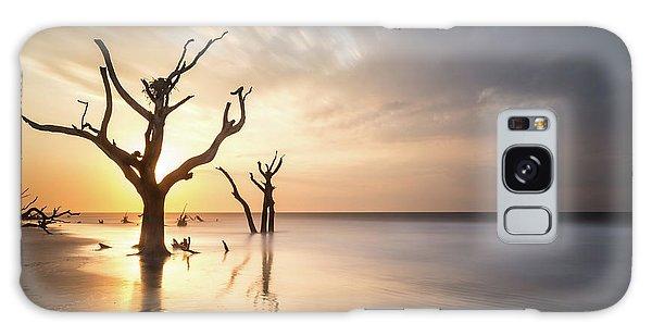 Bull Galaxy Case - Bulls Island Sunrise by Ivo Kerssemakers