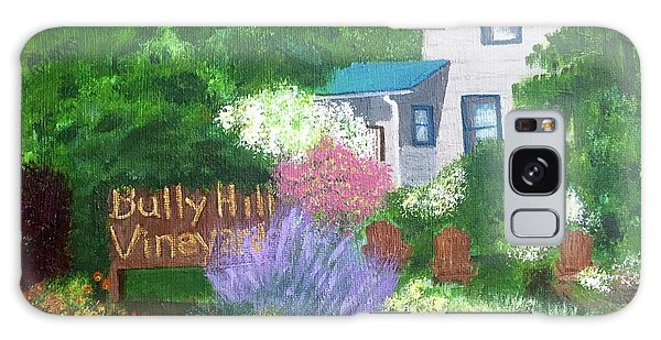 Bully Hill Vineyard Galaxy Case
