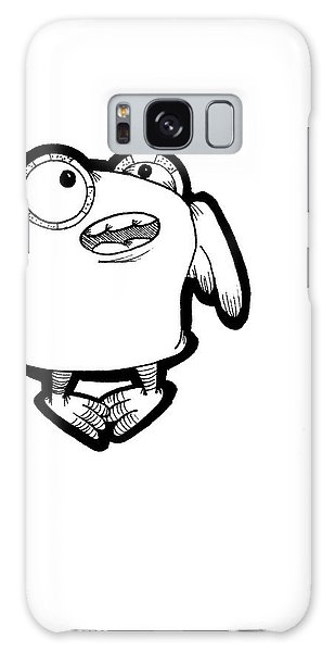 Buma Galaxy Case by Uncle J's Monsters