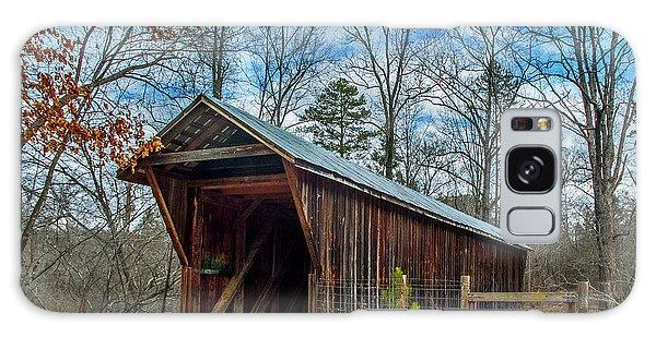 Bunker Hill Cvered Bridge Galaxy Case