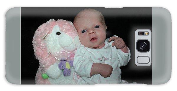 Bunny Baby Galaxy Case
