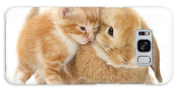 Bunny Love Galaxy Case