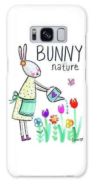 Bunny Nature Galaxy Case
