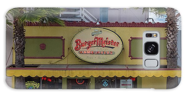 Burgermeister Restaurant, San Francisco Galaxy Case
