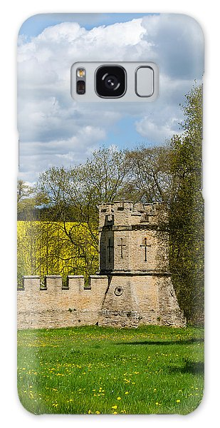 Burghley House Fortifications Galaxy Case