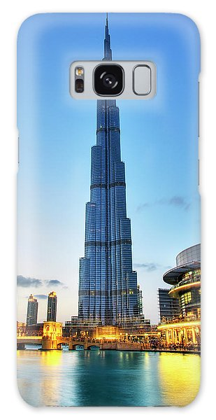 Burj Khalifa Sunset Galaxy Case