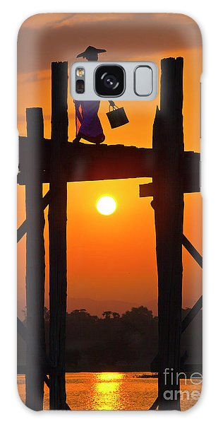 Burma_d807 Galaxy Case by Craig Lovell