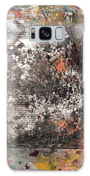 Burn Crackle Fizz Galaxy Case