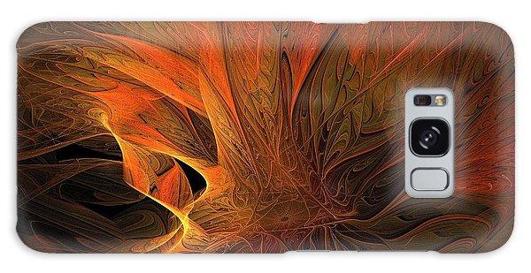 Burn Galaxy Case