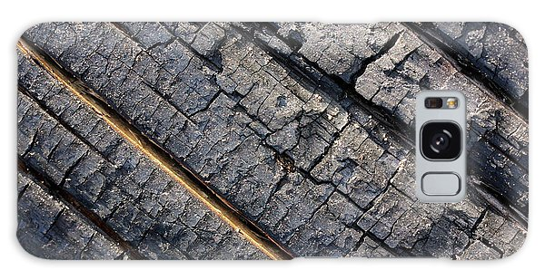 Burnt Bark Galaxy Case