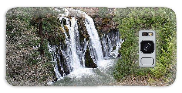 Burney Falls Galaxy Case
