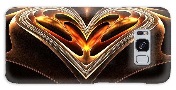 Burning Desire Galaxy Case