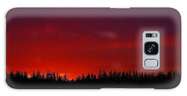 Burning In The Sky Galaxy Case