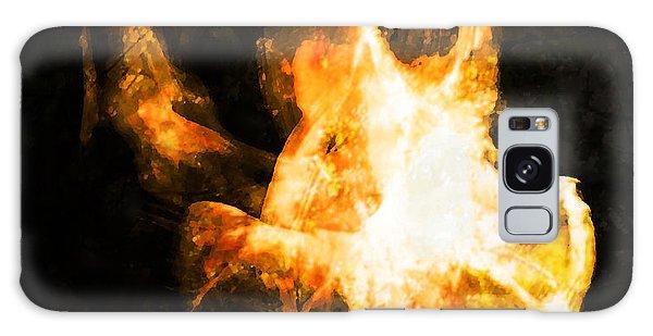 Burning Man Galaxy Case