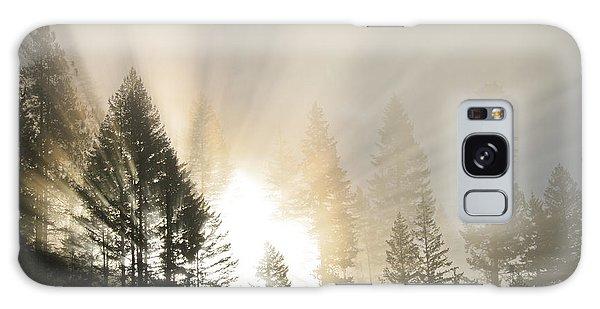 Burning Through The Fog Galaxy Case