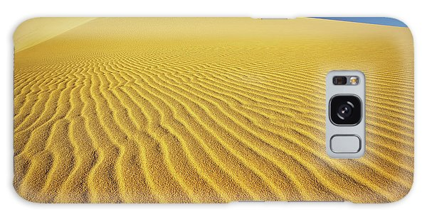 Burning Up At The White Sand Dunes - Mui Ne, Vietnam, Southeast Asia Galaxy Case