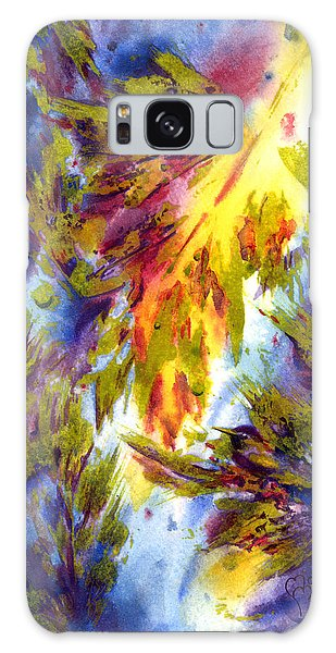 Burst Of Fall Galaxy Case
