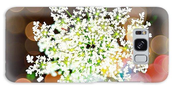 Burst Of Light Kaleidoscope Galaxy Case