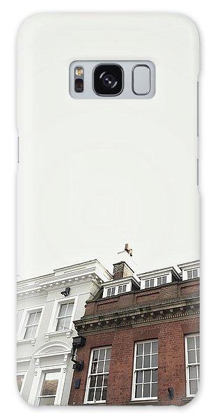 Bury St Edmunds Galaxy Case - Bury St Edmunds Buildings by Tom Gowanlock