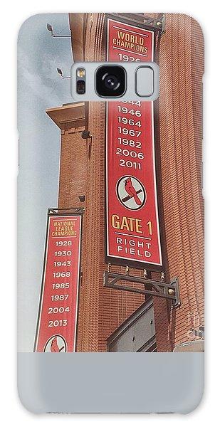 Busch Stadium - Cardinals Baseball Galaxy Case