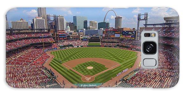 Busch Stadium St. Louis Cardinals Ball Park Village #3b Galaxy Case