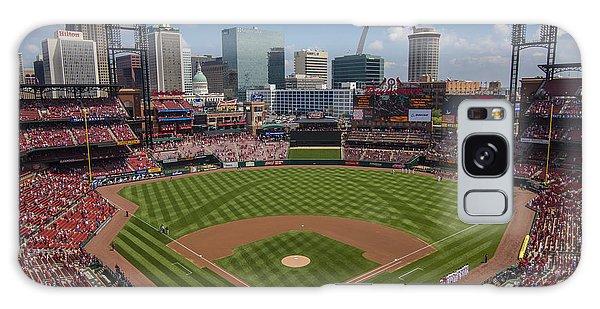 Busch Stadium T. Louis Cardinals Ball Park Village National Anthem #3a Galaxy Case